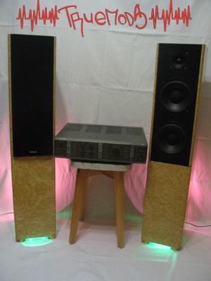 Общий вид аудиосистемы